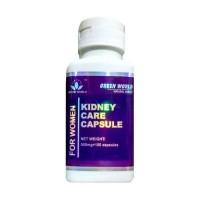 Kidney Care Capsule For Woman Green World- Penguat Ginjal Wanita