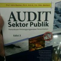 Audit Sektor Publik Pemeriksaan Pertanggungjawaban Edisi 3+CD Original