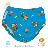 Training Pants & Swim Diaper Charlie Banana-Monkey |Celana Renang Bayi