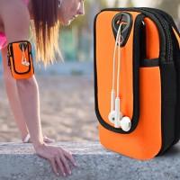 PANACHE Sport Arm Bag Pouch for Key Holder , Handphone, etc