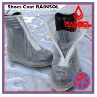 Cover Sepatu - Jas Hujan Sepatu - Rainshoes Rainsol