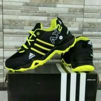 Sepatu Adidas AX2 Go Hitam Hijau Distributor Paling Murah