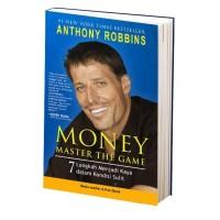 Buku Best Seller Anthony Robbins - Money Master The Game