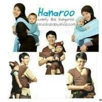 Hanaroo Baby Wrap polos