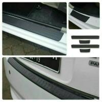 Paket Hemat Sillplate sill plate Samping Dan Belakang Datsun Go Go+