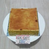 Kue lapis legit super premium (full wisman + telur kampung)