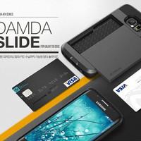 Case Galaxy S7/S7 Edge Verus Damda Slot Wallet Card ID Back Hard Case
