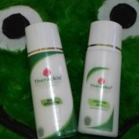 Theraskin day and night whitening body lotion