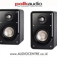 Polk Audio S15 Bookshelf Speaker / audiocentre / black / POLK AUDIO