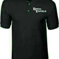 Kaos Kerah Big Size XXXL-XXXXL /Kaos Polo Shirt Royal Enfield