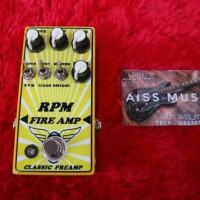 efek gitar Rpm AMP