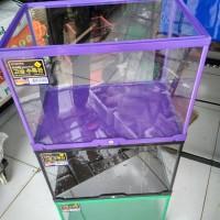 Aquarium 40x25x28 Triset Nikita (L)