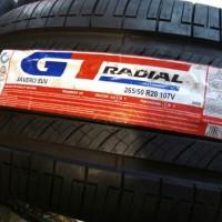 Ban GT Savero SUV 265/50 R20 Fortuner CX-9 GRATIS PASANG BALANCING