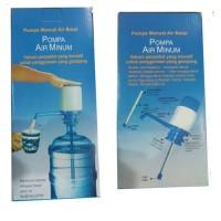 HSI Pompa Air Minum Galon Manual Tangan Drinking Water Pump Biru