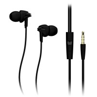 Headset Rock Lava HiFi Earphone dengan Mic - Y1 Diskon