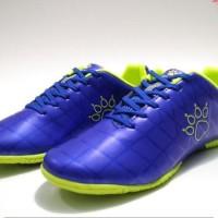 SALE SEPATU FUTSAL - KELME  STAR 9 ROYAL/BLUE ORIGINAL #550111 NEW