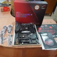 ASUS ROG Maximus X Hero (LGA 1151,Z370,DDR4) Support Coffee Lake