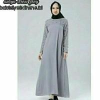 Baju murah!! tanah abang maxi gamis hijab syari rubiah auryn TAG