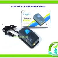 Aerator Air Pump Pompa Udara Amara AA-999 1 (Satu) Lubang / Outlet