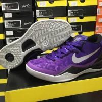 Sepatu Basket Nike Kobe 8 Gradient Purple Ungu