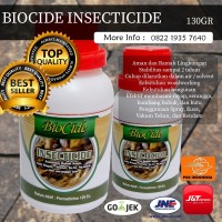 Pengawet Kayu Obat Anti Rayap Kayu BioCide Insecticide