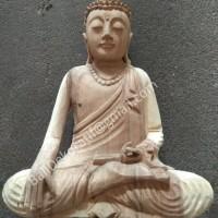 Patung Bali Buddha Semadi 30cm Budha Buda