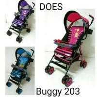 STROLLER BUGGY BABYDOES 203