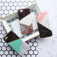 TRIANGLE MARBLE CASE