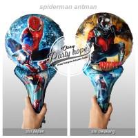 balon pentung spiderman / balon foil / balon stick / balon foil antman