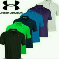 Big Size XXXL-XXXXL /Kaos Polo Shirt Underarmour 3XL-4XL