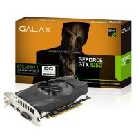 VGA Card GALAX nVidia Geforce GTX 1050 TI OC 4GB DDR5 Single Fan