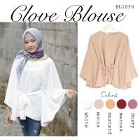 Clove Blouse Elona Batwing Top High Quality Rina Blouse Atasan BL1050