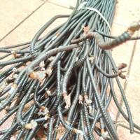 Teflon heliac cable ex antenna BTS inner 1mm
