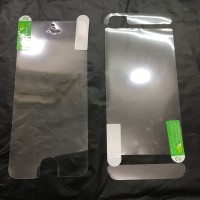 Screen Guard Glare iPhone 5S Depan Belakang anti gores minyak