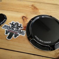 Derby Timer Cover Arlen Ness, Harley touring