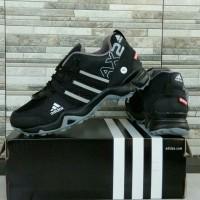 Sepatu Adidas AX2 Go Trex Black Grey Harga Distributor Paling Murah