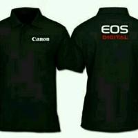 polo shirt big size XXXL kaos kerah 3xl canon