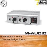 M-Audio Audio Buddy Budget Preamp