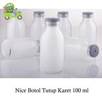 Botol Kaca ASIP, Botol ASI Perah, Botol Penyimpan ASI, Botol Kaca