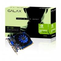 VGA Card GALAX Geforce GT 730 2GB DDR3 128 Bit