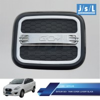 Datsun GO Cover Tutup Bensin JSL/Tank Cover Luxury Black