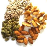Roasted - Omega 3 & 6 : Walnut - Almond - Pumpkin - Sunflower 500 Gr