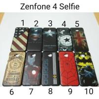 Hardcase Karakter Zenfone 4 Selfie Back Hard Case Hardcase Backcase
