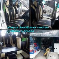 sarung jok mobil AVANZA / XENIA 2014 - 2017