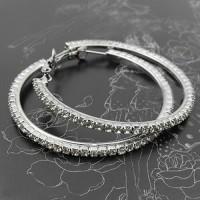 Anting cantik model bulat ring mewah bling2
