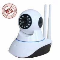 Ip Camera Night Vision X8100 MH36 2 antena penangkap sinyal wifi