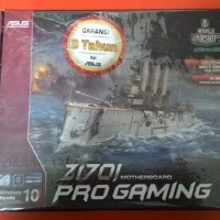 Motherboard Gaming Asus Z170 Pro Gaming Socket 1151