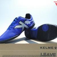 SEPATU FUTSAL - KELME  STAR EVO ROYAL BLUE ORIGINAL #1103703 NEW 201