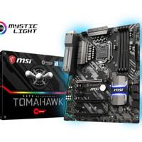 IMPORT ASLI - Motherboard Intel MSI Z370 TOMAHAWK