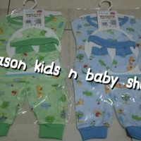 baju setelan bayi Vinata untuk 0-3 bln